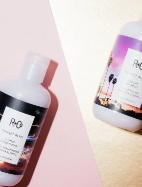 R+CO, sunset, barney martin hair, products, haircare