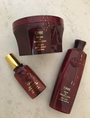 oribe, glaze for beautiful colour, barney martin, hair , product,