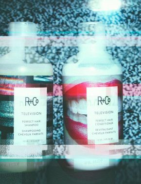 R+Co, shampoo, television, quality, hair, fashion, barney martin